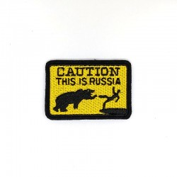 Caution This is Russia Patch