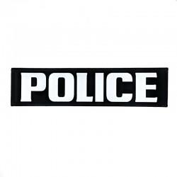 POLICE 10x3 Patch (Reflective)