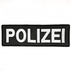 POLIZEI 10x3 Patch