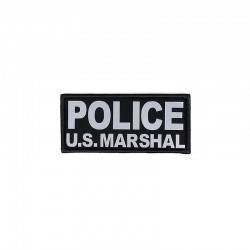 US MARSHAL POLICE ID Patch...