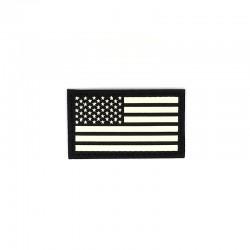 US FLAG Patch (Glow)