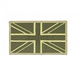 Jumbo UK Flag 5x3 Patch