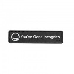 5.11 You've Gone Incognito...