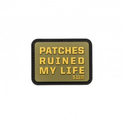 5.11 Patches Ruined My Life...