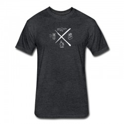 Dad and Kid T-Shirt (Dark...