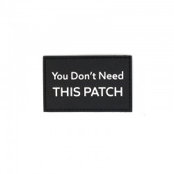You Don't Need This Patch